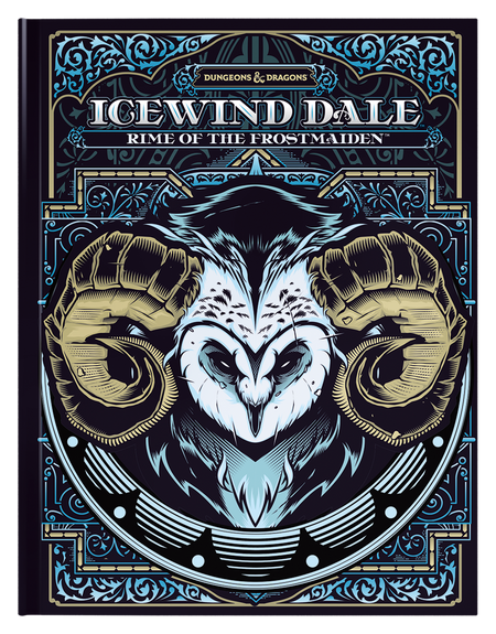 Dungeons and Dragons 5E Icewind Dale: Rime of the Frostmaiden Alternate Art Edition
