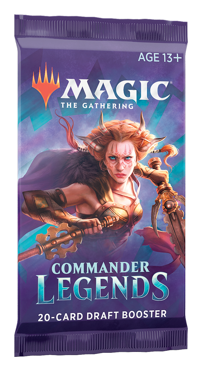 Commander Legends Draft Booster Pack - Magic the Gathering