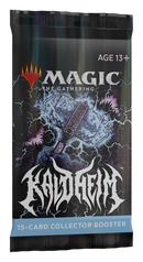Kaldheim Collector Booster Pack - Magic The Gathering TCG
