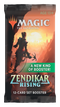 Zendikar Rising Set Booster Pack - Magic The Gathering TCG
