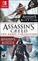 Assassin's Creed The Rebel Collection Nintendo Switch Front Cover