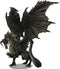 Adult Black Dragon Premium Figure - Dungeons & Dragons Fantasy Miniatures