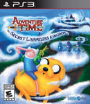 Adventure Time The Secret of the Nameless Kingdom PS3 Front Cover