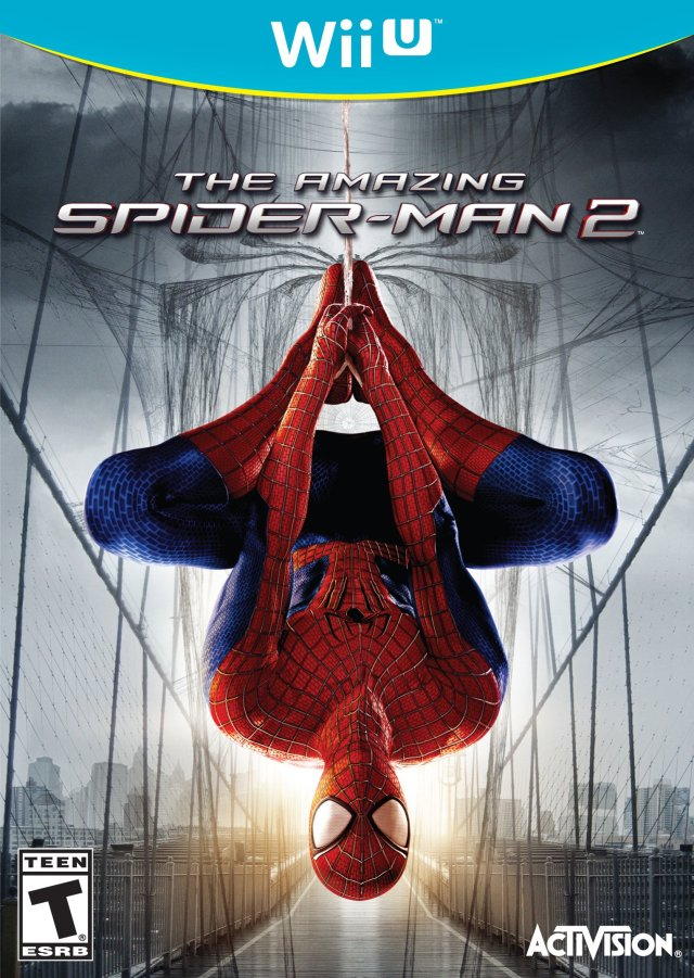 The Amazing Spider-Man 2 Front Cover