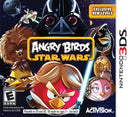 Angry Birds Star Wars Nintendo 3DS Front Cover