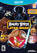 Angry Birds Star Wars Nintendo Wii U Front Cover