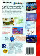 Animaniacs Sega Back Cover