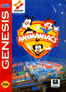 Animaniacs Sega Front Cover