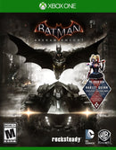 Batman Arkham Knight Xbox One Front Cover