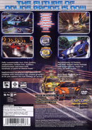 Auto Modellista Playstation 2 Back Cover