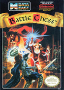 Battle Chess Nintendo Entertainment System NES Front Cover