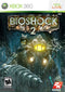 BioShock 2 Xbox  360 Front Cover Pre-Played