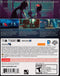 Batman Arkham Origins Blackgate Playstation Vita Back Cover