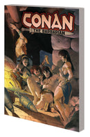 Conan the barbarian trade paperback volume 2 life and death of conan