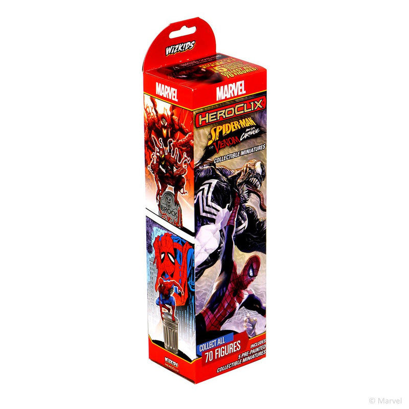 Spider-Man & Venom Absolute Carnage Booster Pack