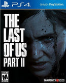 The Last of Us Part 2 - Box Front