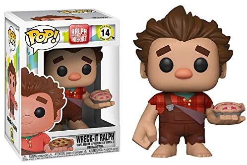 Pop! Movies: Ralph Breaks the Internet - Wreck-It Ralph Cherry Pie Exclusive
