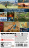 Legend of Zelda Breath of the Wild Back Cover