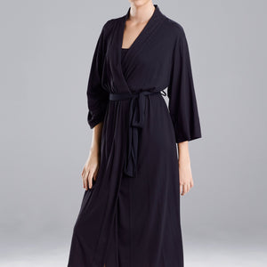 Natori Shangri-La Plus Robe (1X-3X) Multiple Colors available