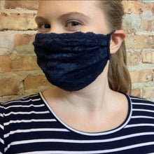 Load image into Gallery viewer, Cosabella Never Say Never Lace Face Mask