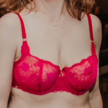 Load image into Gallery viewer, Chantelle Opera Demi - only 36C & 36D Left!