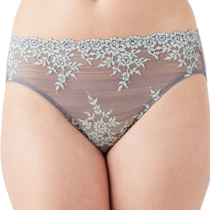 Wacoal Embrace Lace High Cut Brief L - XXL (Multiple Colors)