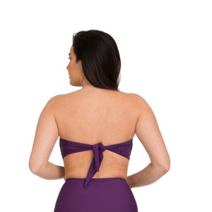 Tara Grinna Solid Twist Bandeau - Multiple colors!