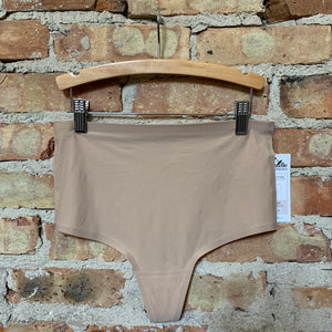 Chantelle Soft Stretch Plus Retro Thong Mix n' Match 3/$48