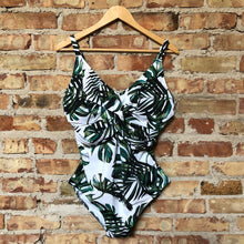 Load image into Gallery viewer, Fantasie Palm Valley UW Twist Front One Piece - GG/H sizes