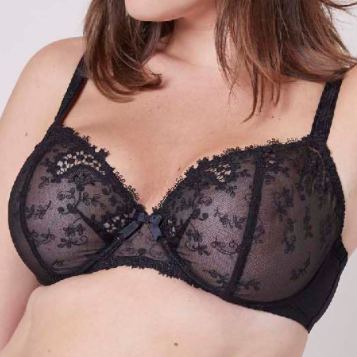 Simone Perele Wish Demi Full Cup - Last Chance Style - 10% off 38E Left!