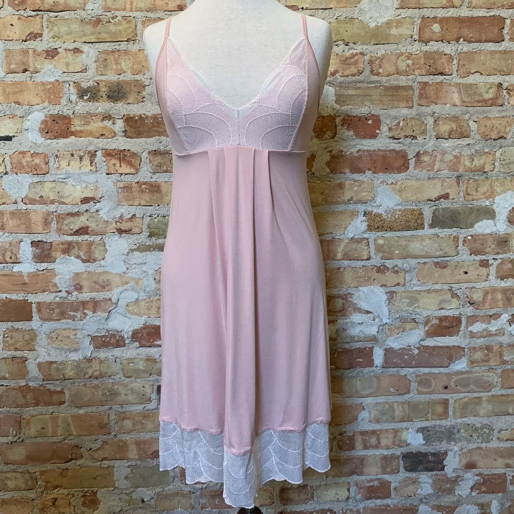 Vanilla Night and Day Dusty Pink Chemise - JUST ARRIVED!