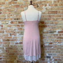 Load image into Gallery viewer, Vanilla Night and Day Dusty Pink Chemise - JUST ARRIVED!