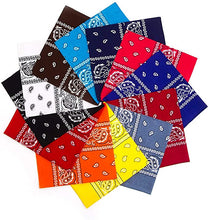 Load image into Gallery viewer, 6/12 Pack Magic Headband Seamless Headwear Bandana Scarf Headwrap Neck Gaiter For Men Women