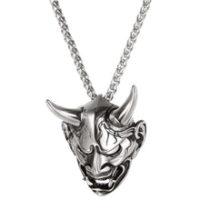 Load image into Gallery viewer, Hannya Chain Necklace