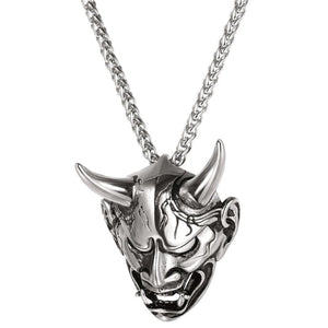 Hannya Chain Necklace