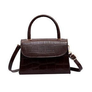 Ladies Fashion Simple Solid Color Bags