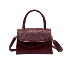 Load image into Gallery viewer, Ladies Fashion Simple Solid Color Bags