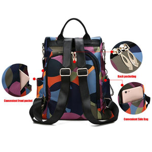 2020 Hot Sale Cool Retro Multi-Functional Backpack