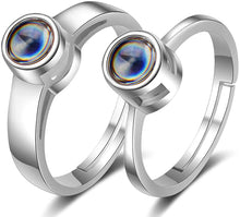 Load image into Gallery viewer, I Love You 2-in-1 Open Ring