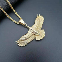 Load image into Gallery viewer, Eagle Chain Necklace
