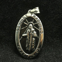 Load image into Gallery viewer, Saint Jude Thaddeus Pray For Us Pendant