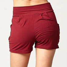 Load image into Gallery viewer, [Last Day Promotion & On-Time Delivery] Pleated Comfy Bamboo Soft Harem Shorts-Buy 2 Free Shipping