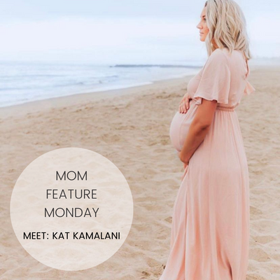Mom Feature Monday: Kat Kamalani