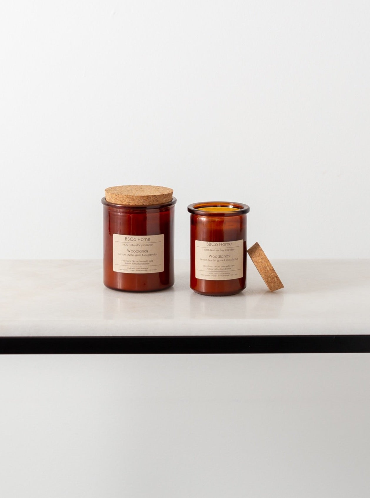 *NEW* BBCo Home Small Apothecary Candles