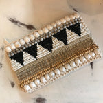 Load image into Gallery viewer, Beaded Crochet Clutches