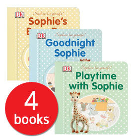 Stories with Sophie (set of 4)
