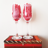 Dessert Wine Glasses (Tulip Shaped)