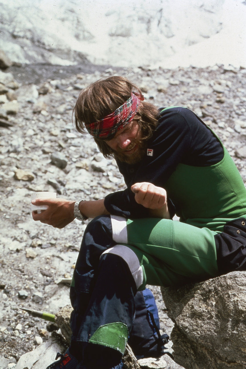 Reinhold Messner - Mount Everest unmasked 1978