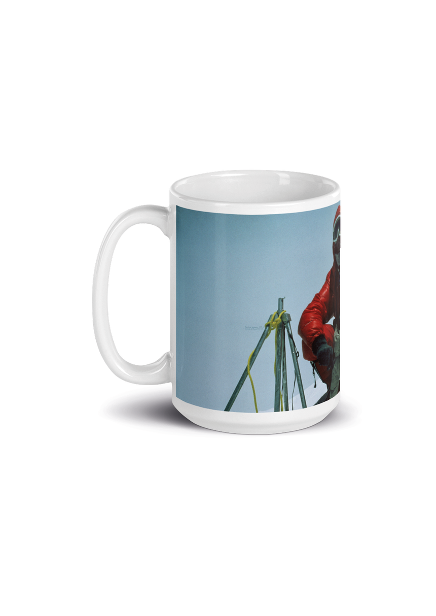Basic Tasse - Reinhold Messner - Monte Everest 1978