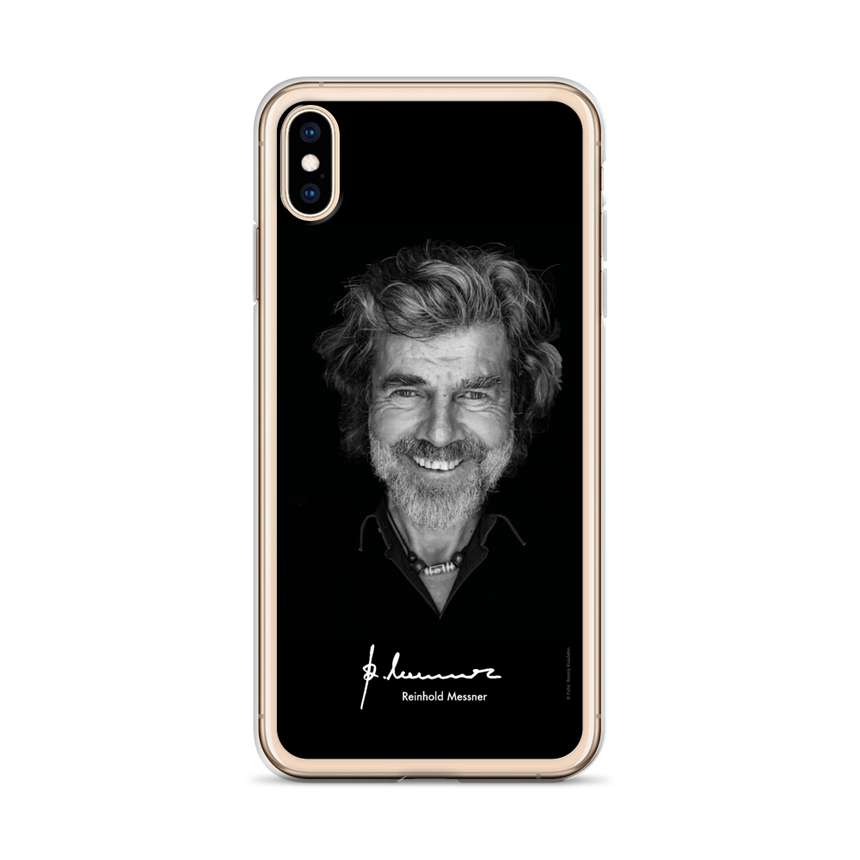 iPhone Case - Reinhold Messner - Porträt